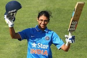 Smriti Mandhana guides Indian women's cricket team to series win over...