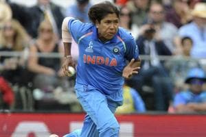 Jhulan Goswami becomes first woman cricketer to take 200 wickets in...