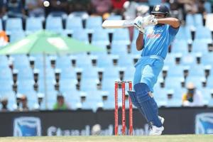 Rohit Sharma struggles to crack the South Africa conundrum