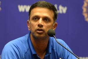 Rahul Dravid paid Rs.2.4 crore as professional fees by BCCI