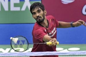 Indian men rout Maldives in Badminton Asia Team Championships