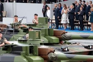 Trump wants Bastille Day-style military parade, critics say he's a ...
