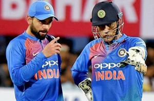MS Dhoni on cusp of rare feat in third India vs South Africa ODI