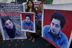 Pakistan court gives death sentence for lynching of university student...