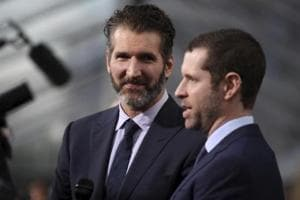 Game of Thrones creators David Benioff and DB Weiss to write and...