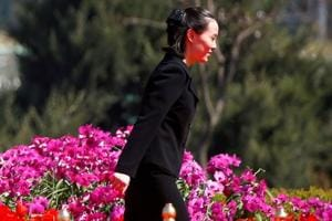 Kim Jong-Un's sister to visit South Korea for Pyeongchang Winter...