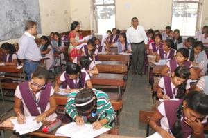 Senior citizens supervise exams to curb mass copying in Maharashtra...