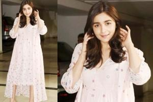 The It-girl way to wear a summer dress, courtesy of Alia Bhatt. See...