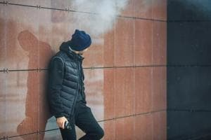 Vaping effect: Users of e-cigarettes may be at higher risk of lung...