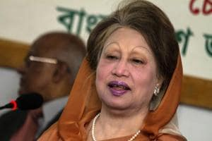Former Bangladesh PM Khaleda Zia Gets five years in jail for...