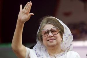 I will be back, no need to cry, says Khaleda Zia after 5-year jail...