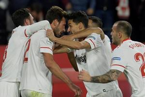 Sevilla outlast Leganes to reach Copa Del Rey final