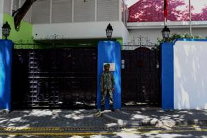 China against UN intervention in the Maldives
