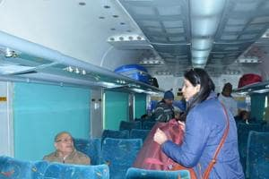 Shatabdi, Rajdhani, Duronto trains to have CCTV cameras in every coach