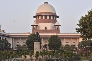 SC to begin hearing in Ram Janmabhoomi-Babri Masjid title dispute case...