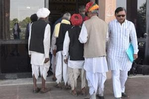 Chaos in Rajasthan assembly after BJP MLA raises issue of Dalit...