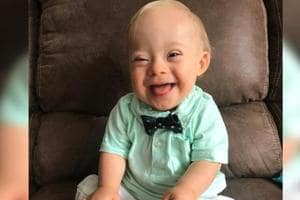 Baby with Down's syndrome becomes face of US baby food giant Gerber