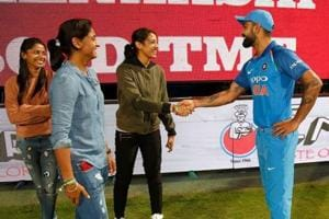 Virat Kohli and Smriti Mandhana have this lucky charm in common in...