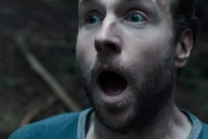 Rafe Spall in a still from Netflix's The Ritual.