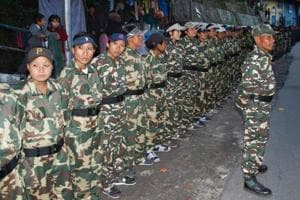 Mamata to recruit club-wielding Gorkhaland volunteers as civic police;...