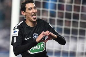 Angel Di Maria says he was close to leaving Paris Saint-Germain for FC...