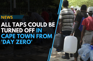Cape Town is witnessing its worst water crisis. The dams that supply...