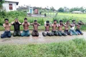 'One grave for 10 people': How Myanmar forces burned, looted and...