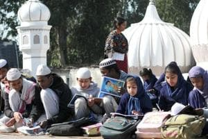 In pics: Co-ed madrasas in Chandigarh send a message of equality,...