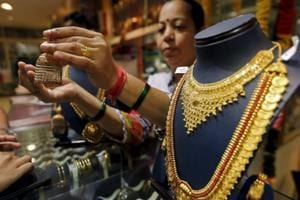 Fall in gold prices perks up demand ahead of festive, wedding seasons...