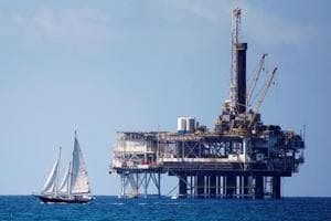 Oil prices fall for sixth day as supply fears grow