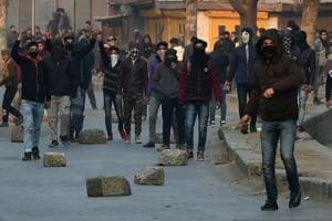 Stone-pelting in J-K: NHRC takes cognisance of complaint by Army...