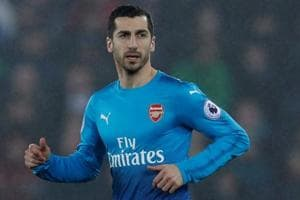 Manchester United outcast Henrikh Mkhitaryan has 'nothing to prove' at...