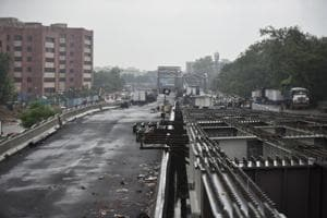 Second phase of Barapullah corridor from JLN Stadium to INA may open...