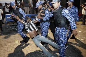 Stability in Maldives is in India and China's 'common interest', says...