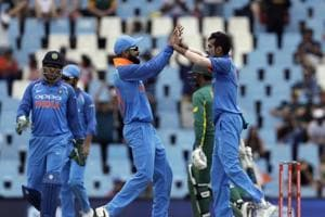 Yuzvendra Chahal and Kuldeep Yadav have been the chief destroyers in the last three games and South Africa will be facing an uphill battle as they aim to avoid a series loss in the fourth ODI at Johannesburg