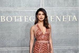 Priyanka Chopra shares front row seats with Julianne Moore at Bottega...