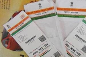 The police said the accused charged Rs2,000 to make a fake Aadhaar card.