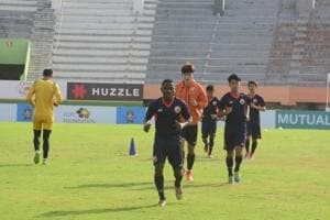 Pride at stake for Chennai City as they face Shillong Lajong in...