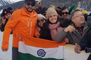 Shahid Afridi wins Indian fans' hearts with this gesture at Ice...