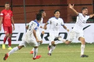 Indian Arrows stun Churchill Brothers in I-League