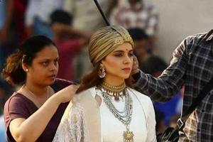 Manikarnika protest ends after assurance from film-maker
