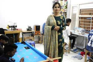 Made in Mohali: 'Traditional Punjabi suits are my calling'