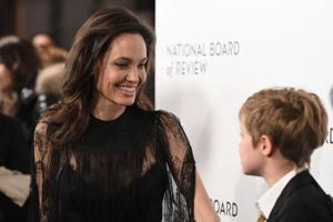 Angelina Jolie's advice to her daughters: Fight for the freedom of...