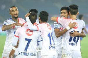 Depleted Delhi Dynamos FC face stiff Chennaiyin FC test in Indian...