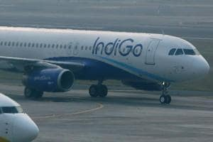 Three Indigo-operated A320neo planes grounded after Airbus engine...
