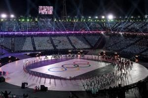 2018 Winter Olympics: In security breach, spectator crashes opening...
