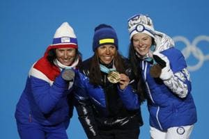 2018 Winter Olympics: First gold goes to Sweden, Koreas in spotlight