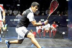 Saurav Ghosal gets past Greg Lobban to enter Indian Open squash final