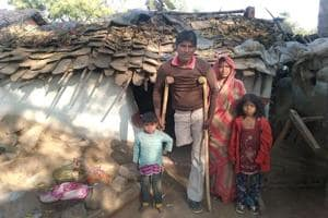 Sahariya tribals in Rajasthan's Baran want houses under PM's housing...