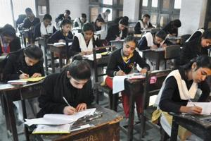 Over 10 lakh students skip UP board exams in four days